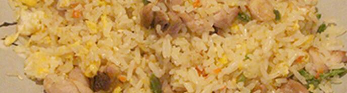 Rijst en Bami